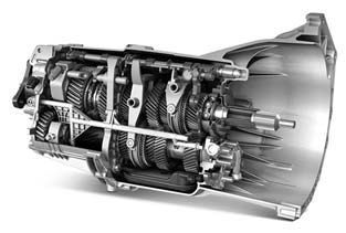 Manual Transmission Repair Image